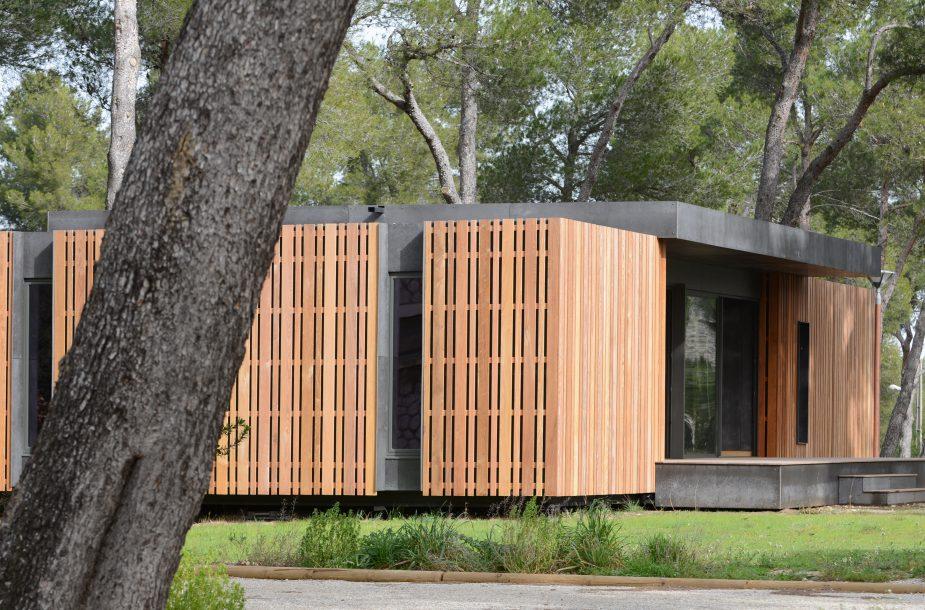 popup house révolutionne la construction avec du bois certifié pefc