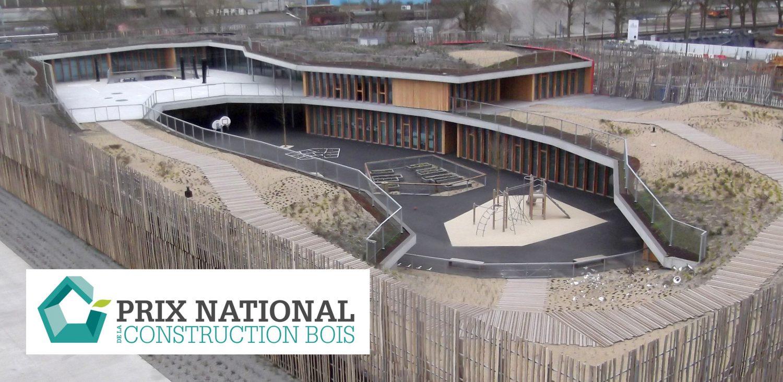 Pefc france partenaire du prix national de la construction for Prix bois construction